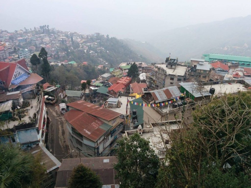 Round the World Trip Darjeeling